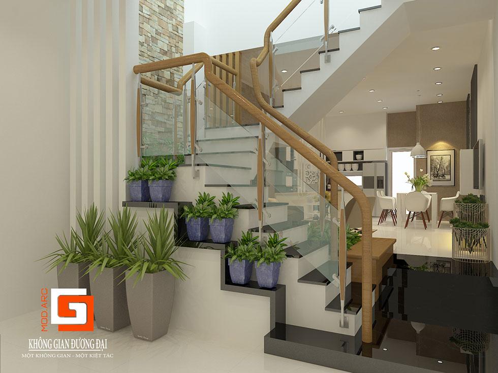 Kiến trúc nội thất cầu thang